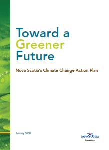 NS Climate Change Action Plan