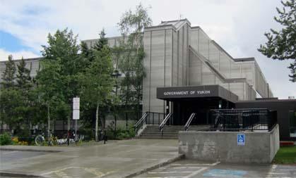 Yukon Legislature